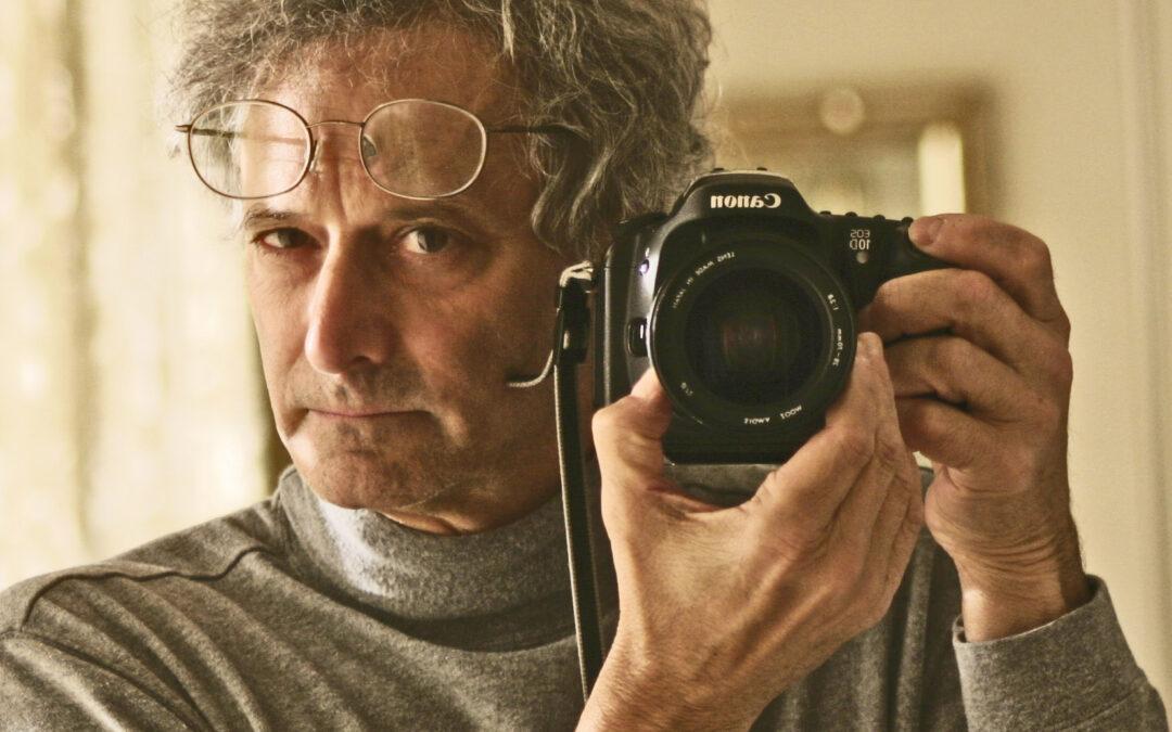 David Burnett, el fotógrafo al que se le escaparon dos fotos históricas