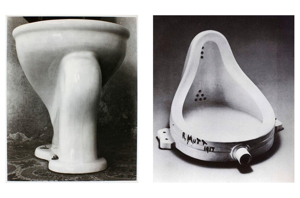Por qué un urinario 'rebelde', un sensual inodoro y un pintor revolucionario se lo deben todo, o casi todo, a la fotografía