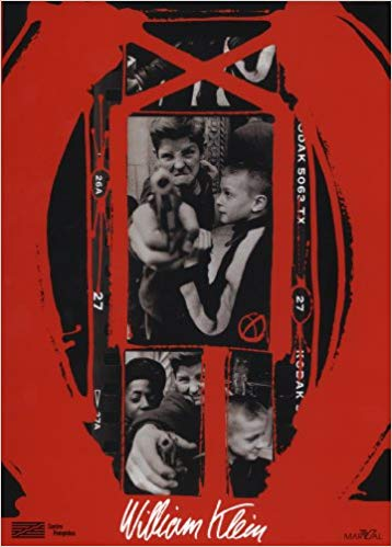 Portada de 'Retrospective' de William Klein