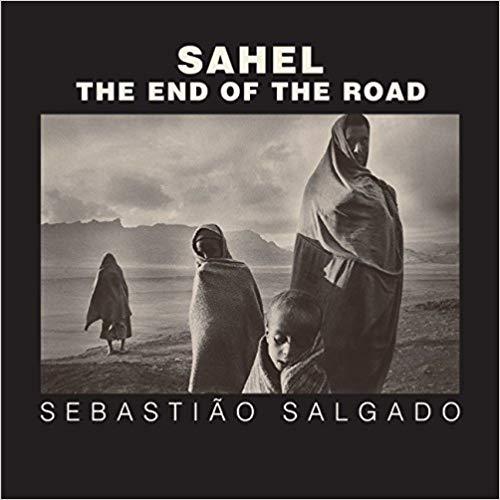 Portada de 'Sahel' de Sebastiao Salgado
