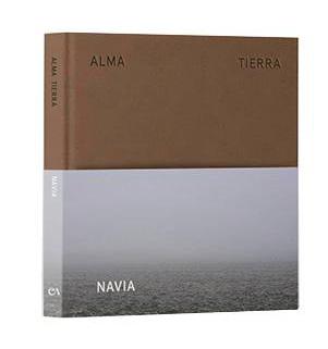 Portada de 'Alma Tierra' de José Manuel Navia
