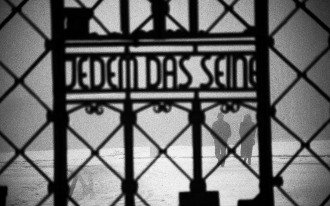 Erich Hartmann, el fotógrafo que decidió volver al horror de los campos de concentración