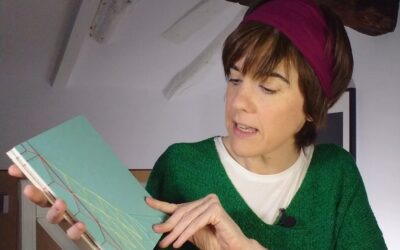 VIDEOPOST: 'Let me fall again', el libro mágico de Julia Borissova