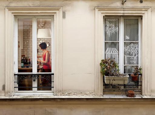 Gail Albert Halaban, la extraña que me mira a través de mi ventana