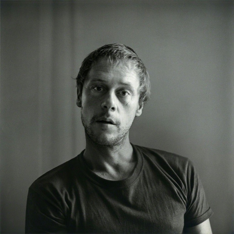 Retrato de Paul Thek. Foto: Peter Hujar.