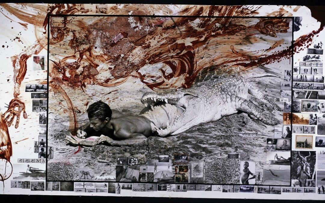Adiós a Peter Beard, el fotógrafo salvaje que pintaba con sangre y desapareció antes de morir