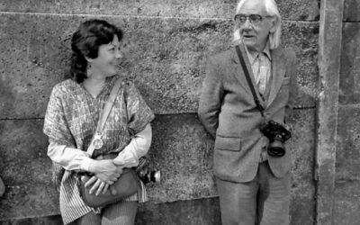 Graciela Iturbide, Manuel Álvarez Bravo y Octavio Paz: breve historia en fotografías, palabras y versos