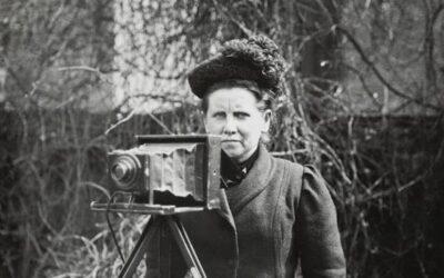Fotógrafa, pionera y desconocida: el caso de Christina Broom