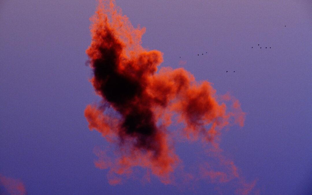 'The Crimson Line', la subyugante línea de color que reconcilió a Trent Parke con la fotografía