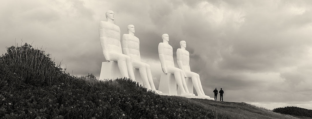 'El recuerdo de un gigante dormido', o cómo las fotografías inspiran textos, evocan historias y construyen memorias que jamás existieron